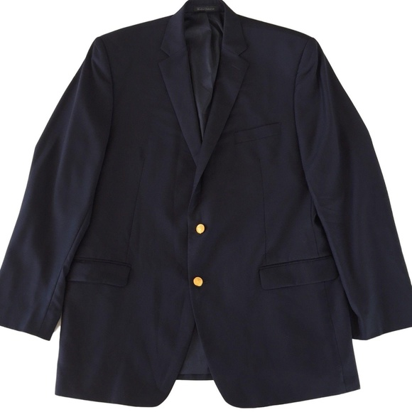 Lauren Ralph Lauren Other - Lauren Ralph Lauren Blazer Gold Polo Buttons 46L